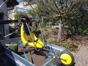 Gleitschirm Trike Adventure Funflyer