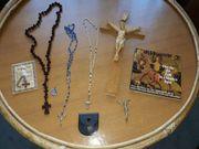 Rosenkranz christliche Symbole