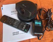 Sony EVI-D31 Video Kamera Überwachungskamera