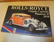 Rolls Royce Torpedo Cabriolet Phantom