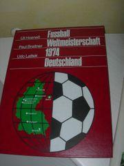 Buch Die Fußballweltmeisterschaft 1974