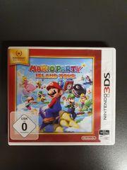 Nintendo 3DS Mario Party Island