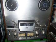 Vintage Hifi-Geräte Bandmaschinen Receiver Plattenspieler