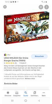 Lego Technik Drache