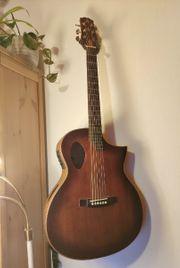 Aosen GA 640 Westerngitarre mit