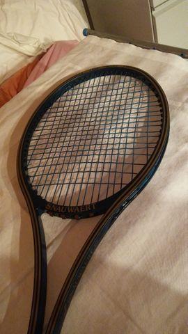 Tennis, Tischtennis, Squash, Badminton - Tennisschläger Snauewaert