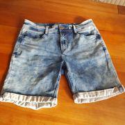Jeans Bermuda Herren Größe 30