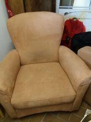 Sessel und Gästebett