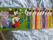 diverse Mickey Maus Hefte