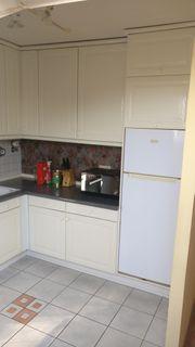 Küche L-Form mit Geräten
