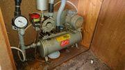 Melkmaschine Pumpe