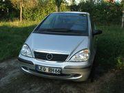 Gebrauchtwagen Mercedes A-Klasse W 168