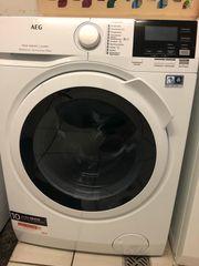 Waschmaschine Trockner Kombigerät AEG