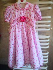 Festliches Mädchen Kleid 116 bis
