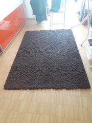 Teppich Farbe schoko 200 x