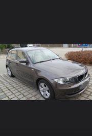 BMW 118i E81 E87