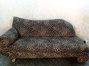 Bretz Designersofa Giraffenstoff Leopardenstoff