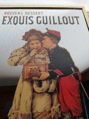 Spiegel mit Motiv Bild Exouis