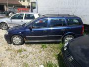 Opel Astra T98 Kombi Blau