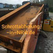 Schrott abholung NRW kostenlos