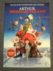 2011 Filmplakat 3D Arthur Weihnachtsmann