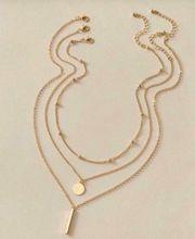 schöne neue 3in 1 Halskette