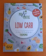 Thermomix Low Carb Kochbuch