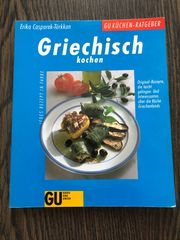 GU Küchen-Ratgeber Griechisch kochen