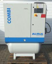 Almig Combi 11-8 Schraubenkompressor 11