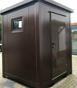 Sonstiger Gewerbebedarf - Duschcontainer WC Container Sanitärcontainer Toilettencontai