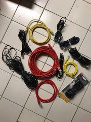 Diverse ISDN Anschlussleitungen