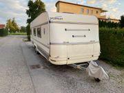 Wohnwagen Weippert Luxus 935 cm
