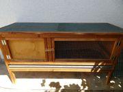 Hasen- oder Meerschweinchenstall 115 x45