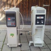 2 Radiatoren Ofen Heizung Heizkörper