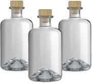 Edelbrandflaschen 0 5 0 75
