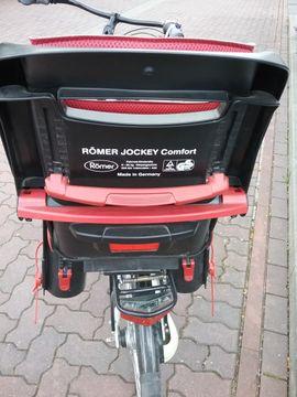 Fahrradsitze - Fahrradkindersitz Römer Jockey Komfort