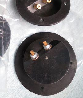 4 St Hochwertige Lautsprecherterminals Lautsprecheranschlüsse: Kleinanzeigen aus Nürnberg Hasenbuck - Rubrik Boxen, Lautsprecher, Kopfhörer