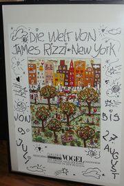 Die Welt von James Rizzi