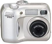 Digitalkamera Silber Nikon