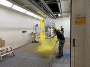 Profi Beschichter - Pulverbeschichtung - Metallveredelung - Sandstrahlen
