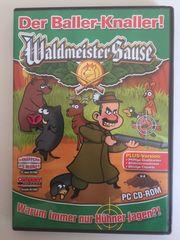 Der Baller-Knaller - Waldmeister Sause PC-Spiel