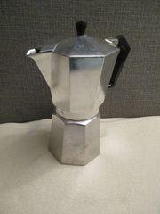 Kaffeemaschine Junior Express 4 Tassen