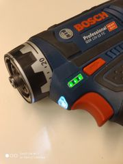 Bosch Professional GSR 12v-15 FC