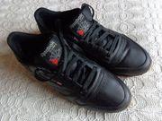 Reebok Classic Sneaker schwarz Gr