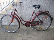 Damen Holland Rad 28 mit