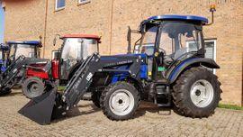 Bild 4 - 50 PS LOVOL Allrad Traktor - Hörselberg-Hainich