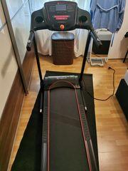 Laufband Christopeit TM300 Black Edition