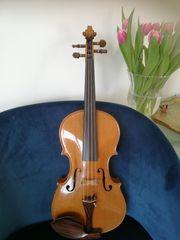 Alte deutsche 4 4 Geige