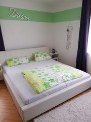 Bett inkl 2x Lattenrost und
