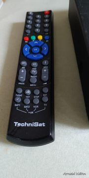 TechniSat HD4-CX TV-Receiver 1 DVD